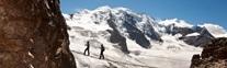 Klettersteig Piz Trovat & Hochtour Piz Palü 3900 MüM